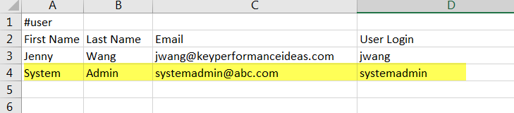 How to Create a Never Expire Password Using EPM Automate for